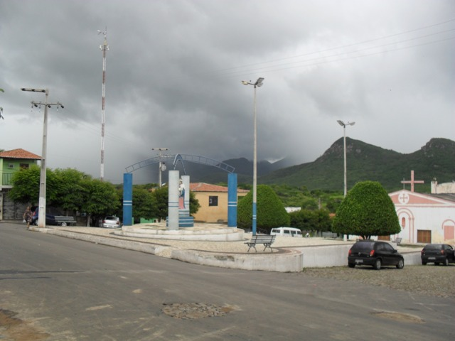 Ibaretama_Central