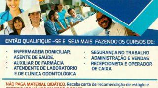 78bb3eb422549 Inscrições gratuitas  Grupo Mais Brasil oferta vários cursos em Quixadá e  Quixeramobim
