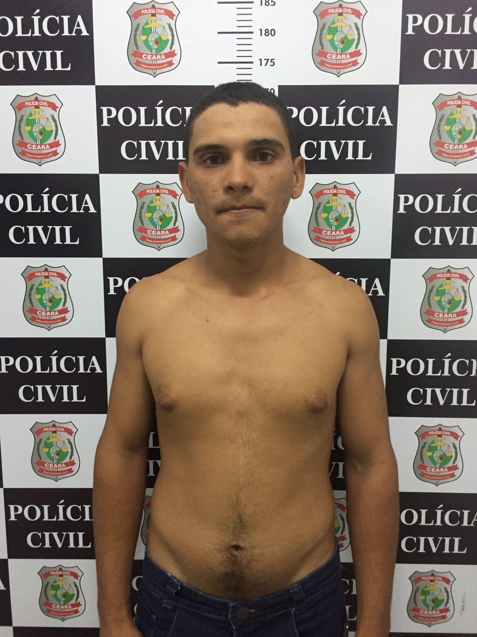 Antônio Joel da Costa Melo é um homem temido na região e matou a vítima de forma cruel (foto: RC)